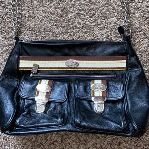 Christine Price over shoulder/ cross body purse